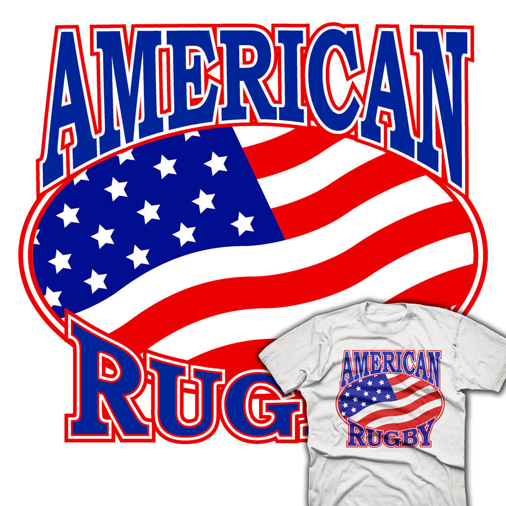American Rugby T-shirt