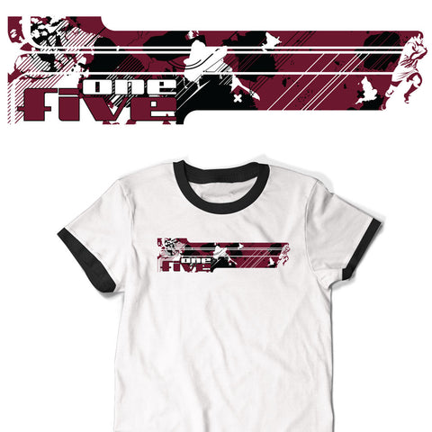 One Five Rugby T-shirt