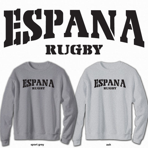 Spain Rugby - Crew Neck Sweatshirt