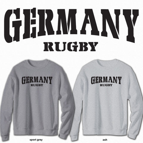 German Rugby - Crew Neck Sweatshirt