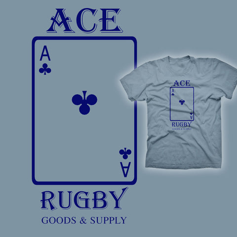 Ace Rugby Goods - Retro Rugby T-shirt