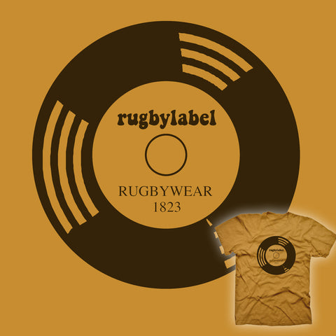 Rugbylabel Rugby Wear - Retro Rugby T-shirt