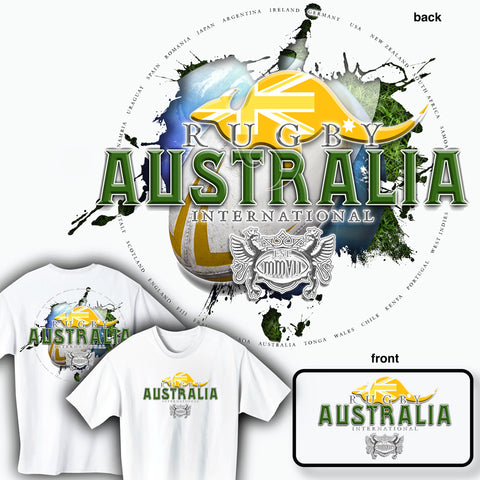 Rugby Australia International T-shirt