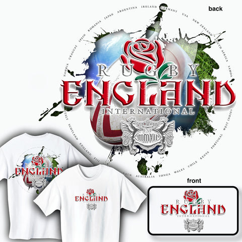 Rugby England International T-shirt