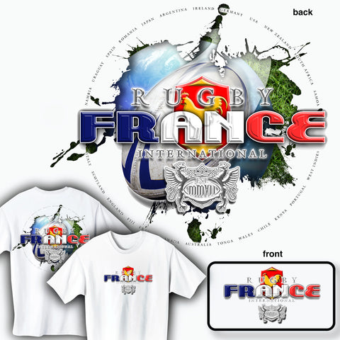 Rugby France International T-shirt
