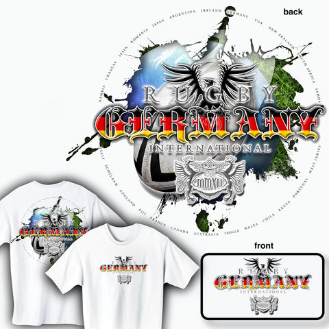 Rugby Germany International T-shirt