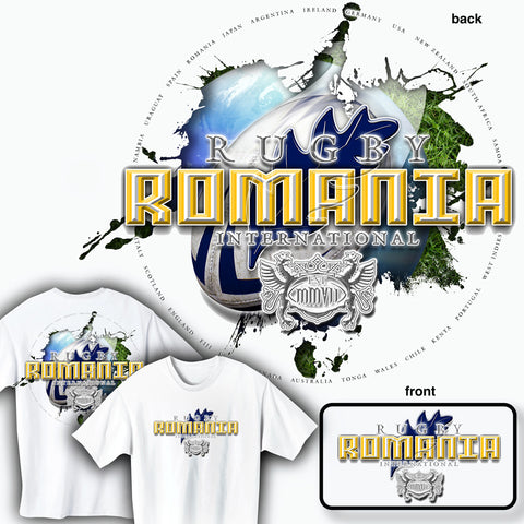 Rugby Romania International T-shirt