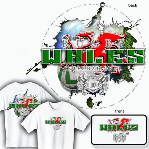 Rugby Wales International T-shirt