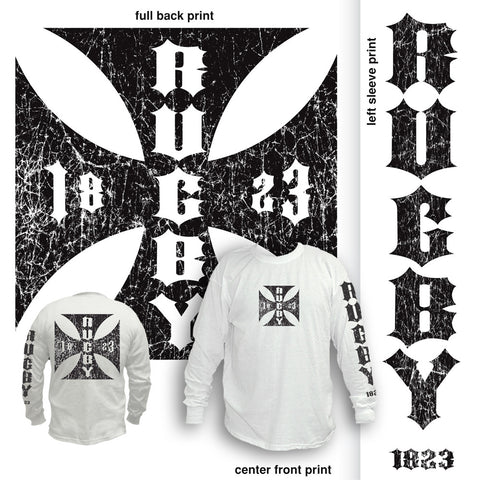 Iron Cross Rugby 1823 - Crew Neck Sweatshirt