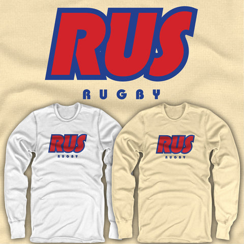 Russia Rugby Thermal Shirt