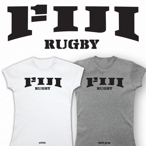 Ladies Fiji Rugby T-shirt