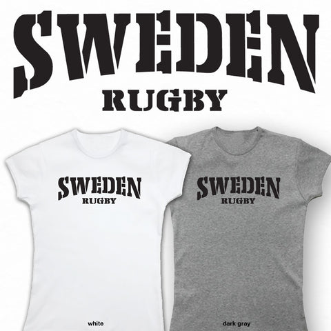 Ladies Sweden Rico Rugby T-shirt