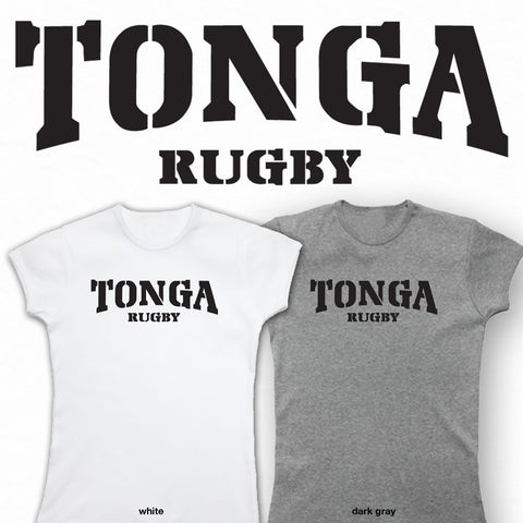 Ladies Tonga Rico Rugby T-shirt