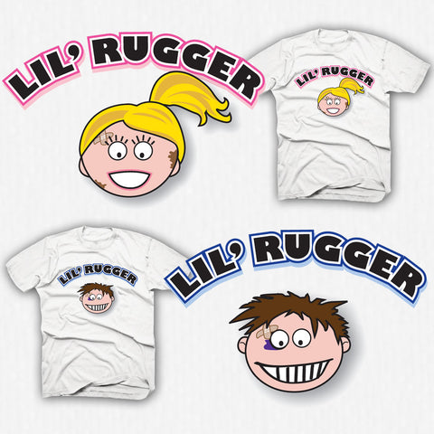 Lil' Rugger Youth Rugby T-shirt