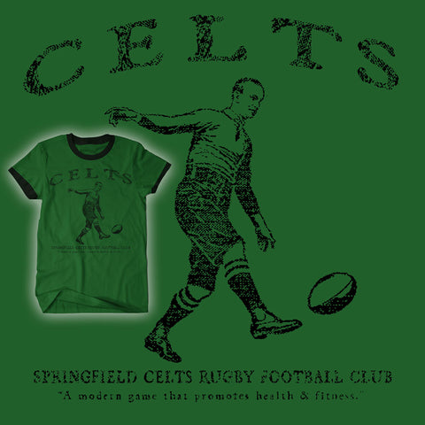 Celts Rugby Football Club T-shirt