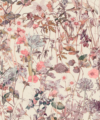 LIBERTY OF LONDON / WILD FLOWERS ROSA