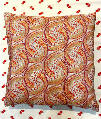 Pude  Paisley vintage