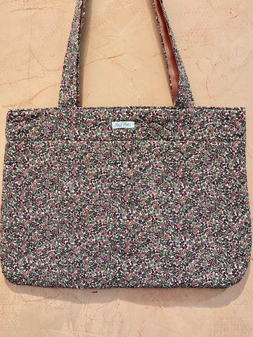 "Shopper "" Emilia Flowers"""