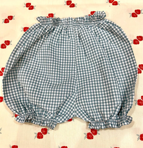 Vichy Bloomers / Old Green