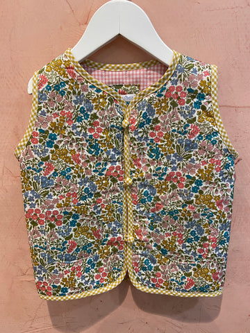 Quiltede Vest / Sweet May