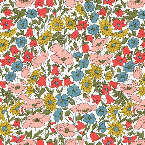 LIBERTY OF LONDON / POPPY AND DAISY VINTAGE