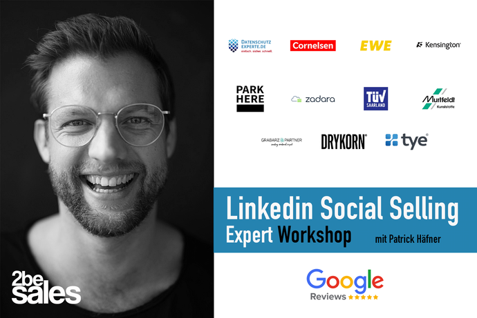 1/2-Tages Linkedin Business Expert Workshop