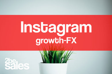 Instagram Business growth -FX / 30 Tage Abo