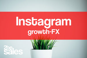 Instagram Business growth -FX- BASIC / 30 Tage
