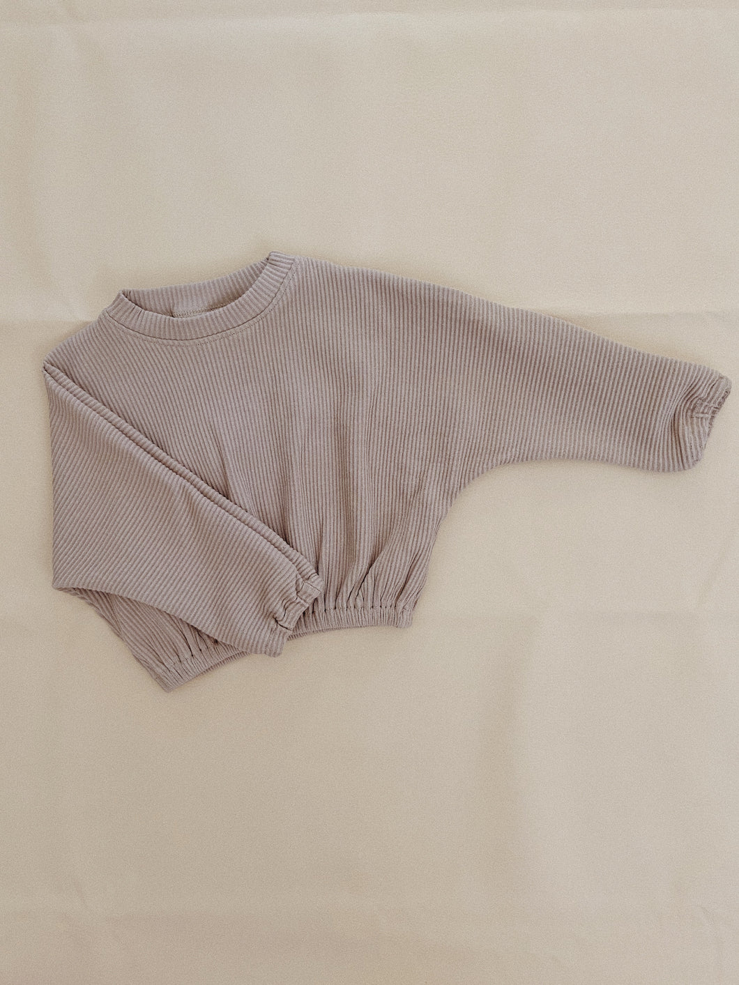 Jett Pullover - Taupe