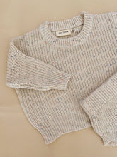 Load image into Gallery viewer, Emmi Sprinkle Knit Set - Butter