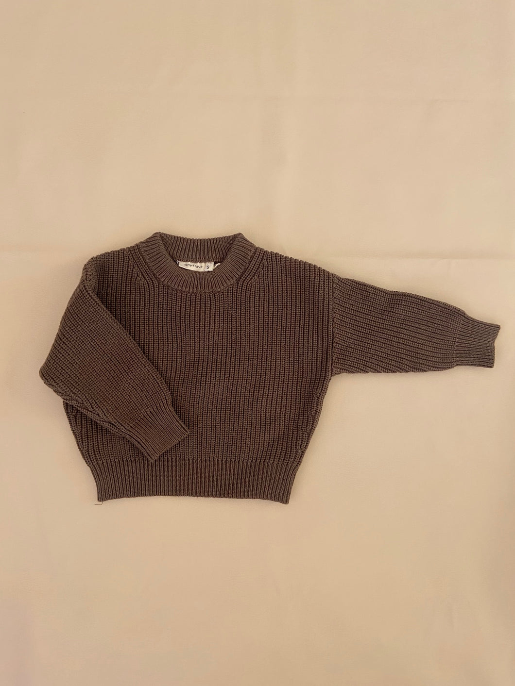 Clayton Knit Jumper - Olive