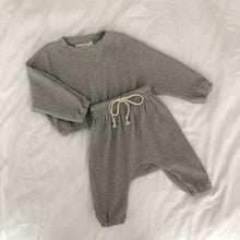 Load image into Gallery viewer, Jett Pullover - Grey