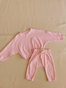 Jett Pullover - Candy Pink
