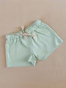 Kit Essential Shorts - Pistachio