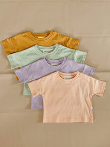 Kit Essential Tee - Lilac