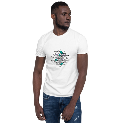 Pattern Short-Sleeve Unisex T-Shirt