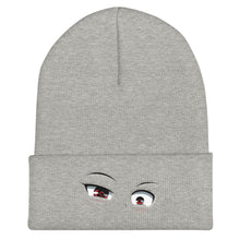 Load image into Gallery viewer, Crazy Eyes Cuffed Beanie