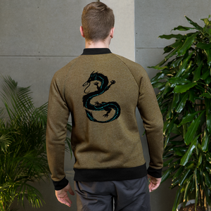 Dragon Spirit Bomber Jacket