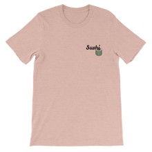 Load image into Gallery viewer, Kawaii Sushi Unisex T-Shirt