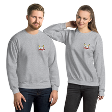 Load image into Gallery viewer, Pika Hat Unisex Sweatshirt