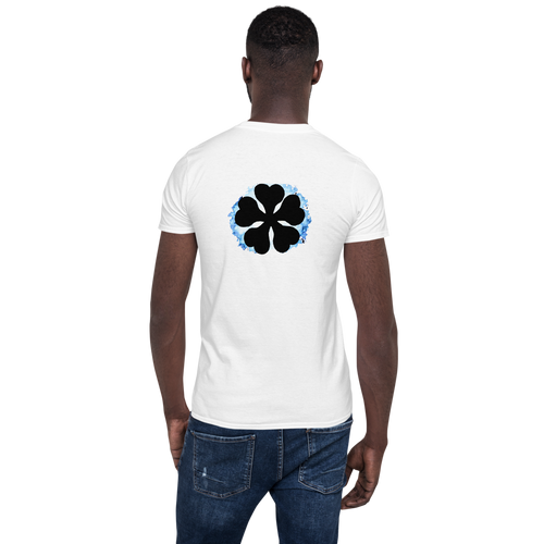 Dark Clover Short-Sleeve Unisex T-Shirt