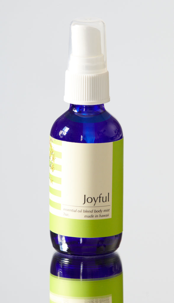 Joyful Essential Oil Body Spray