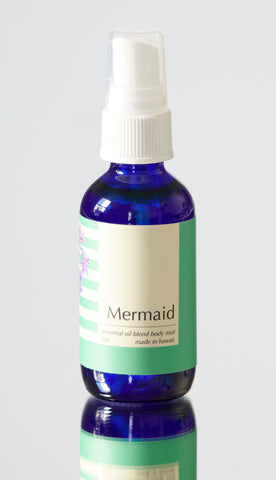 Mermaid Essential Oil Body Spray