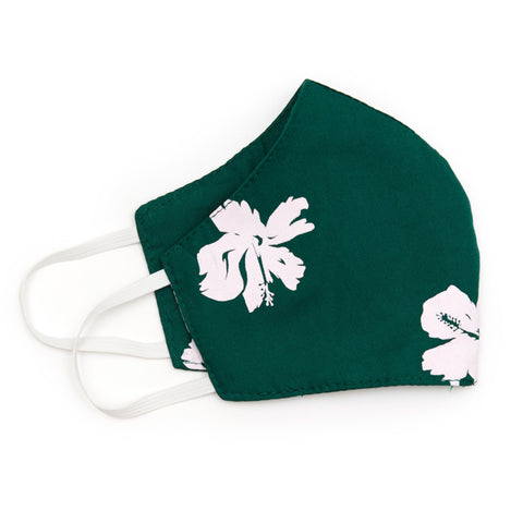 Princeville Hibiscus Face Mask - ALL SIZES IN STOCK