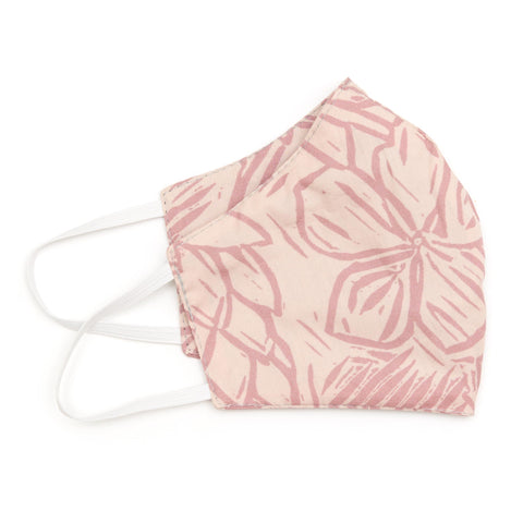 Jungle Blush Face Mask - M/L & L/XL