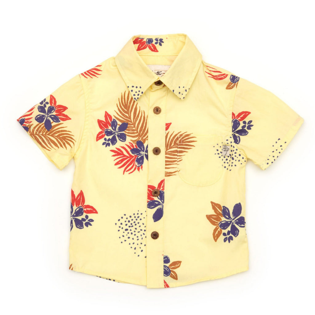 Kids Painted Flowers in Sunshine - MAY 13 RESTOCK IN ALL SIZES