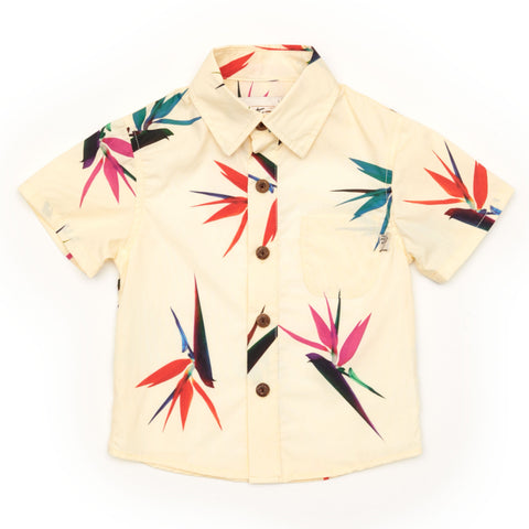 Kids Bird of Paradise Pale Yellow - FATHER'S DAY RESTOCK
