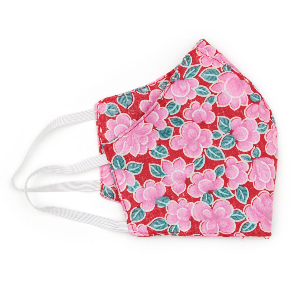 Floral Punch Face Mask - NEW STOCK!