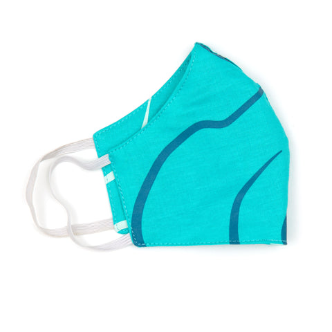 Waialua Aqua Face Mask - NEW