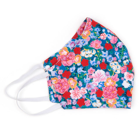 Floral Blitz Multi Face Mask - NEW